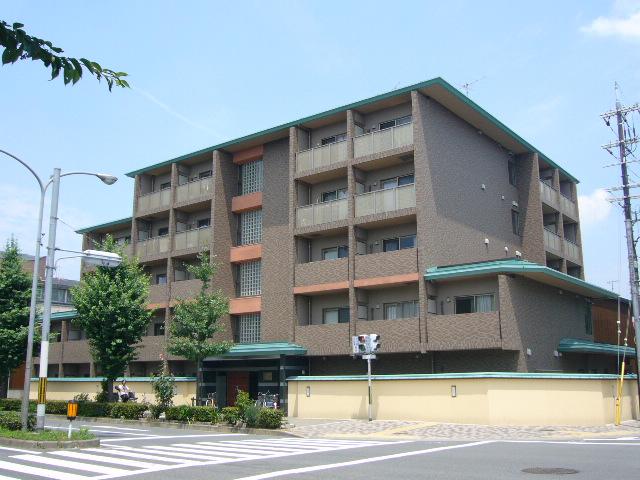 物件番号: 1075913865 Solare鴨川 京都市左京区吉田下阿達町 1K マンション 外観写真