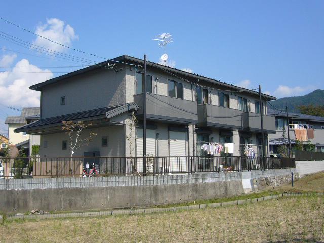 物件番号: 1075903104 PASSY V 京都市左京区岩倉花園町 2LDK テラスハウス 写真2