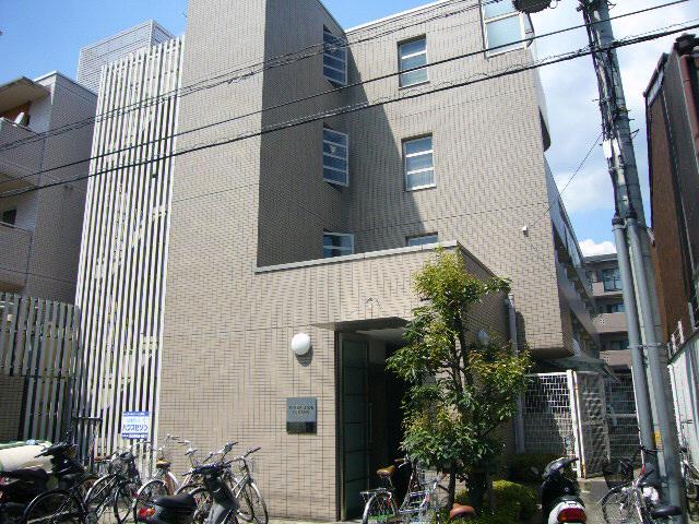 物件番号: 1075913305 リバーサイド高野  京都市左京区高野西開町 1K マンション 外観画像