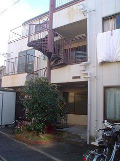 物件番号: 1075910735 コーポIIT 京都市左京区吉田下阿達町 1R マンション 外観写真