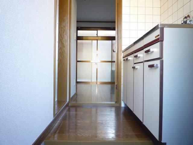 物件番号: 1075914656 ミヤタハイツ 京都市左京区岩倉南桑原町 1K アパート 写真9