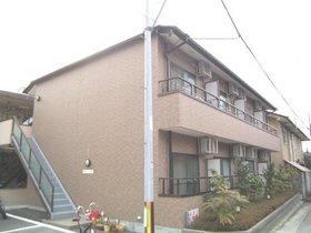物件番号: 1075917050 銀頂ハイツ 京都市左京区浄土寺南田町 1K アパート 外観写真