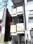 物件番号: 1075919130 メゾン谷  京都市左京区田中西浦町 1K マンション 外観画像