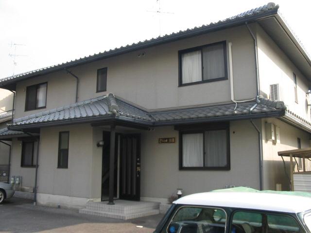 物件番号: 1075921503 セジュール離宮 京都市左京区修学院南代 2DK ハイツ 外観写真