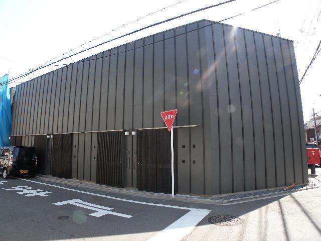 物件番号: 1075914263 ARICA 京都市左京区高野清水町 1LDK ハイツ 外観写真
